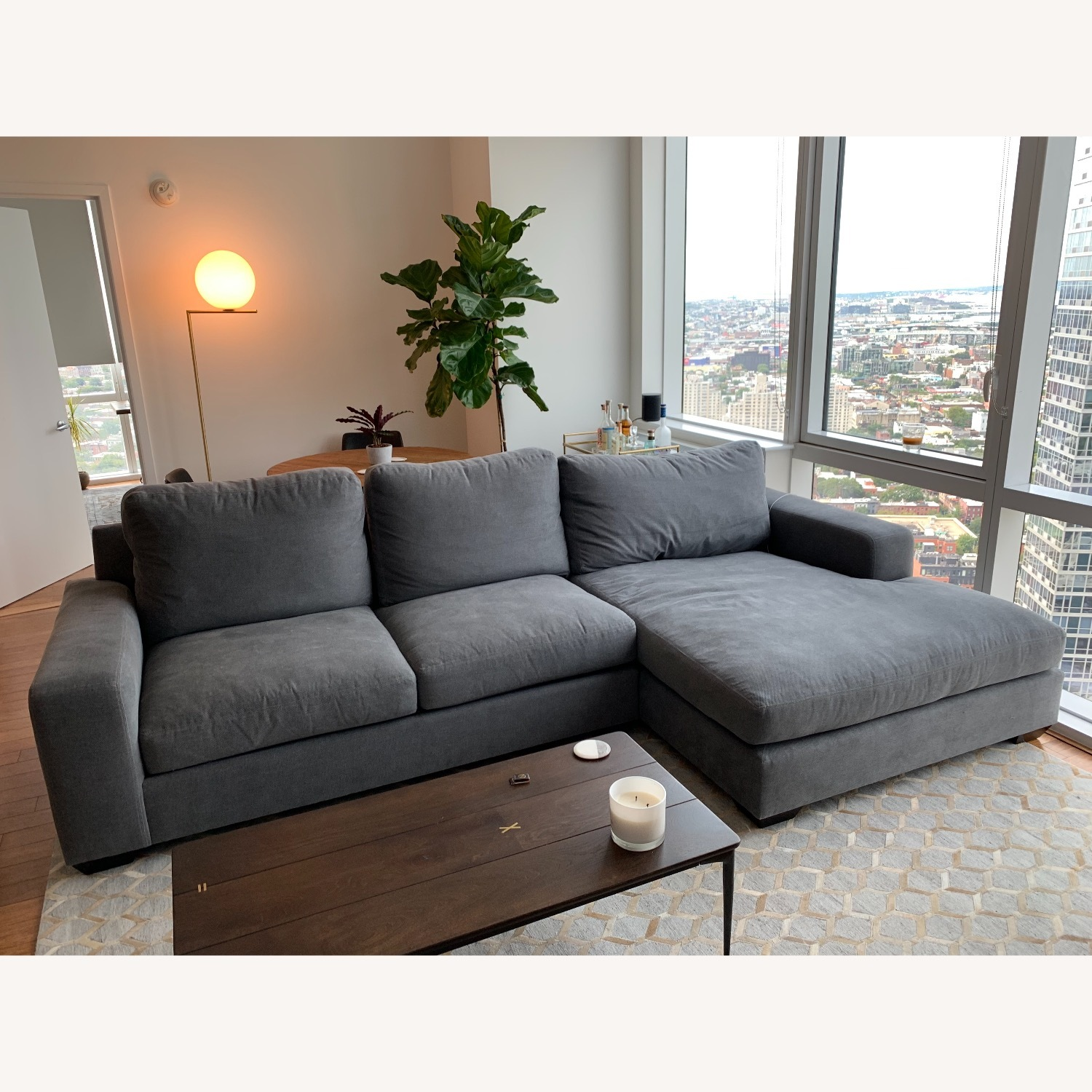 Pottery Barn Custom Couch - image-3
