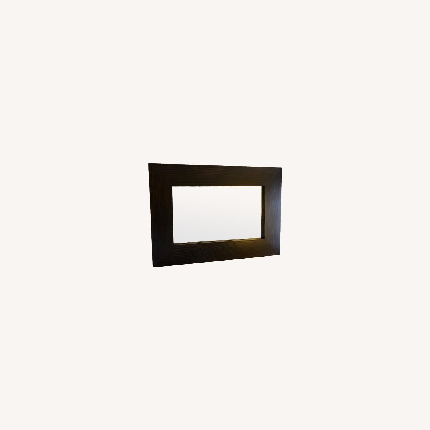West Elm Chunky Wall Mirror - image-0