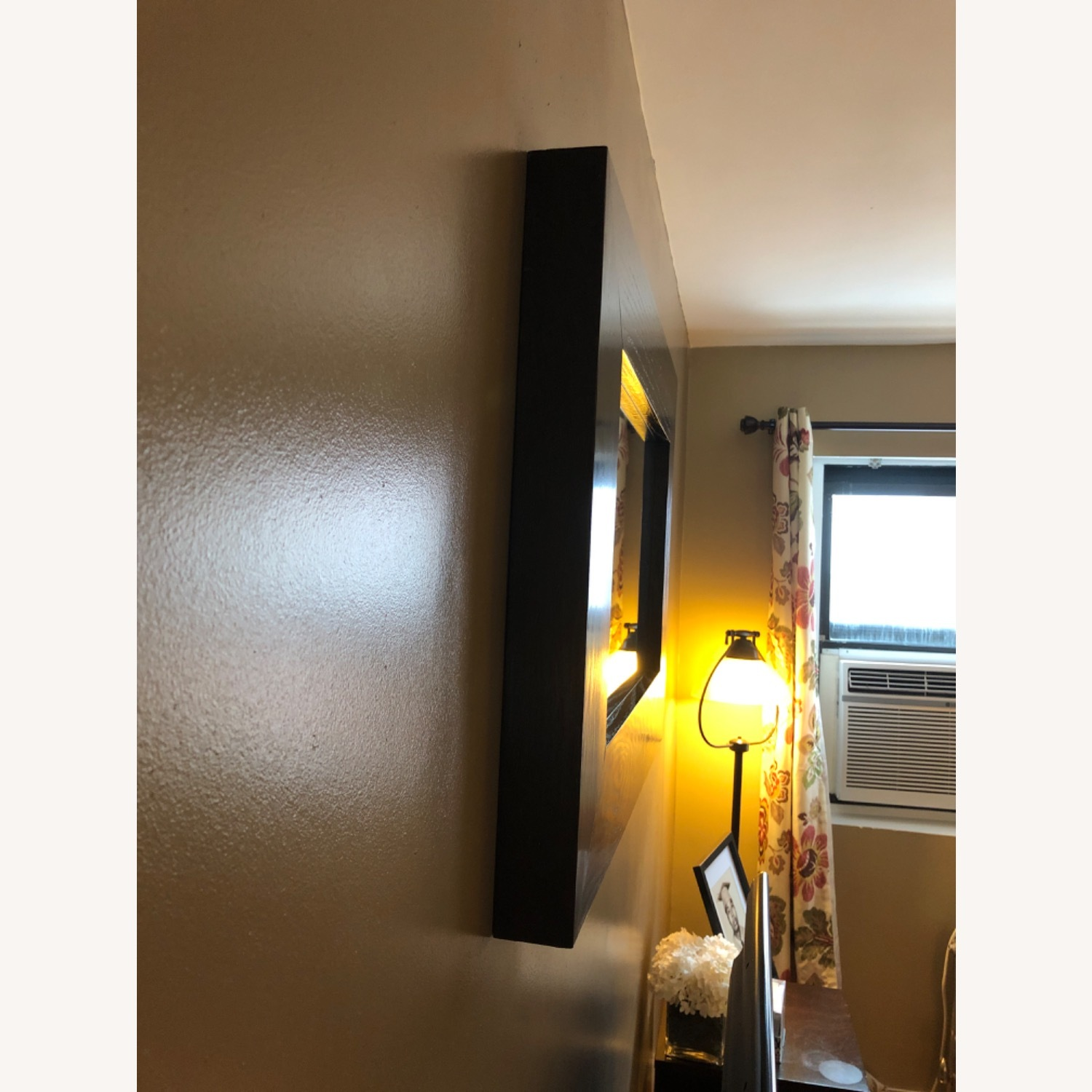 West Elm Chunky Wall Mirror - image-3
