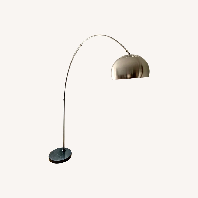 Vintage Arco Style Floor Lamp - image-0