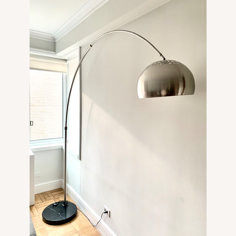 Vintage Arco Style Floor Lamp - image-4