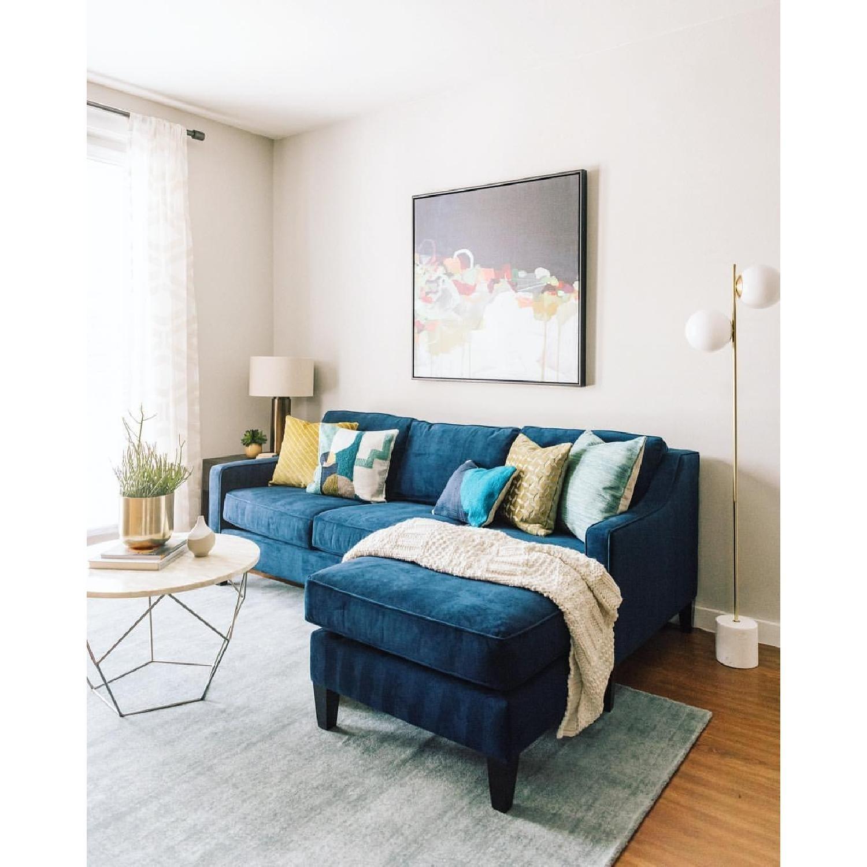 West Elm Paidge Reversible Sectional Sofa - image-6