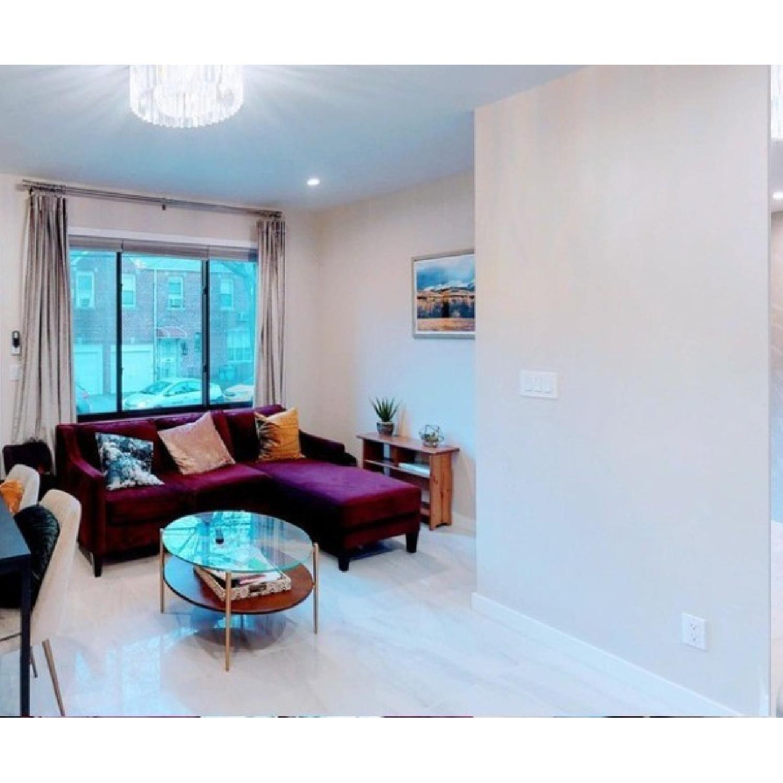 West Elm Paidge Reversible Sectional Sofa - image-4