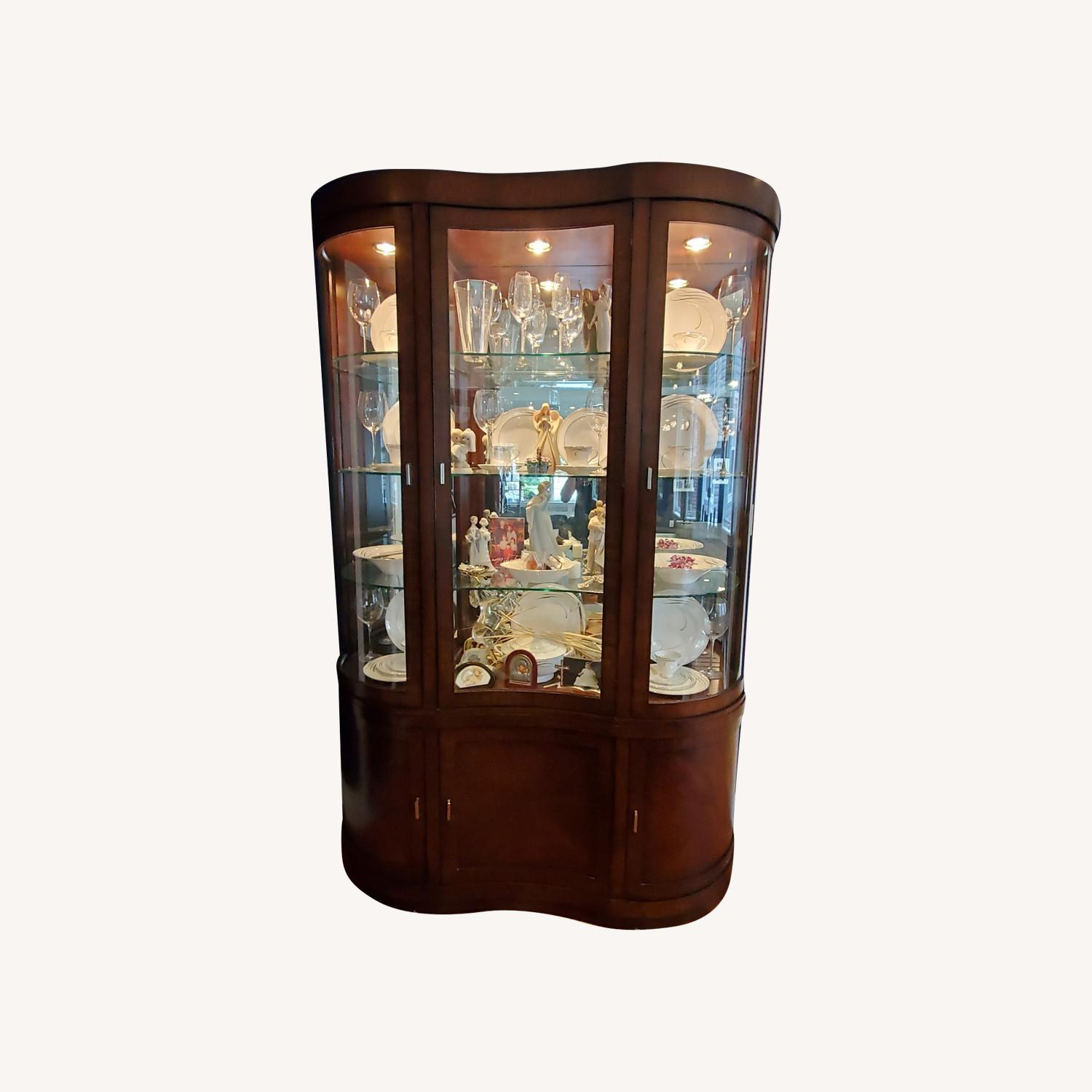 Unique Transitional - China Cabinet - image-0