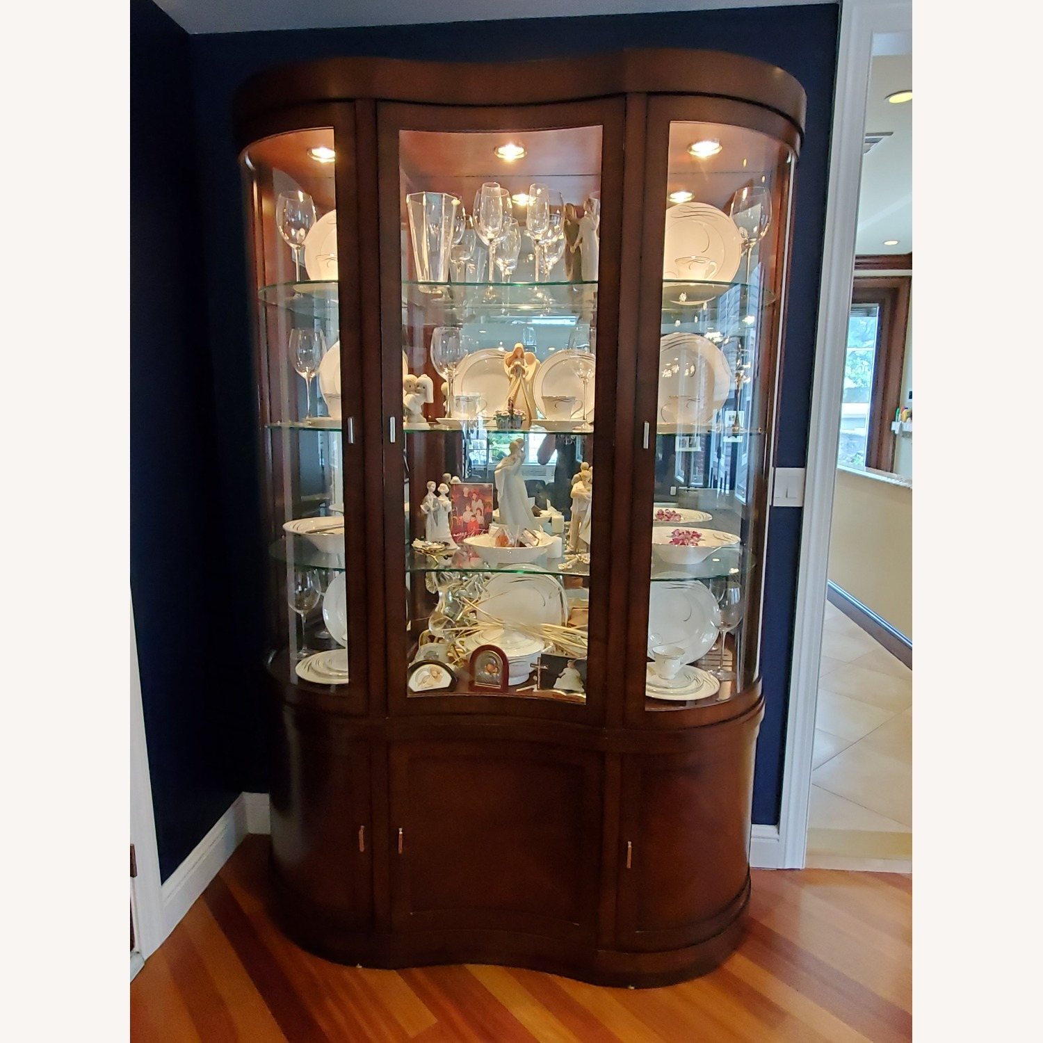 Unique Transitional - China Cabinet - image-1