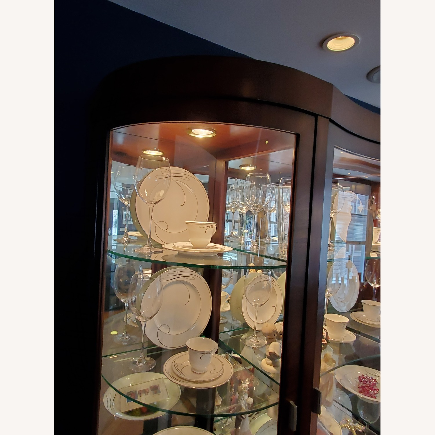 Unique Transitional - China Cabinet - image-2
