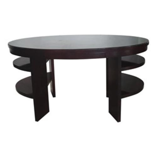 Used Thomas O'Brien Darlington Oval Desk for sale on AptDeco