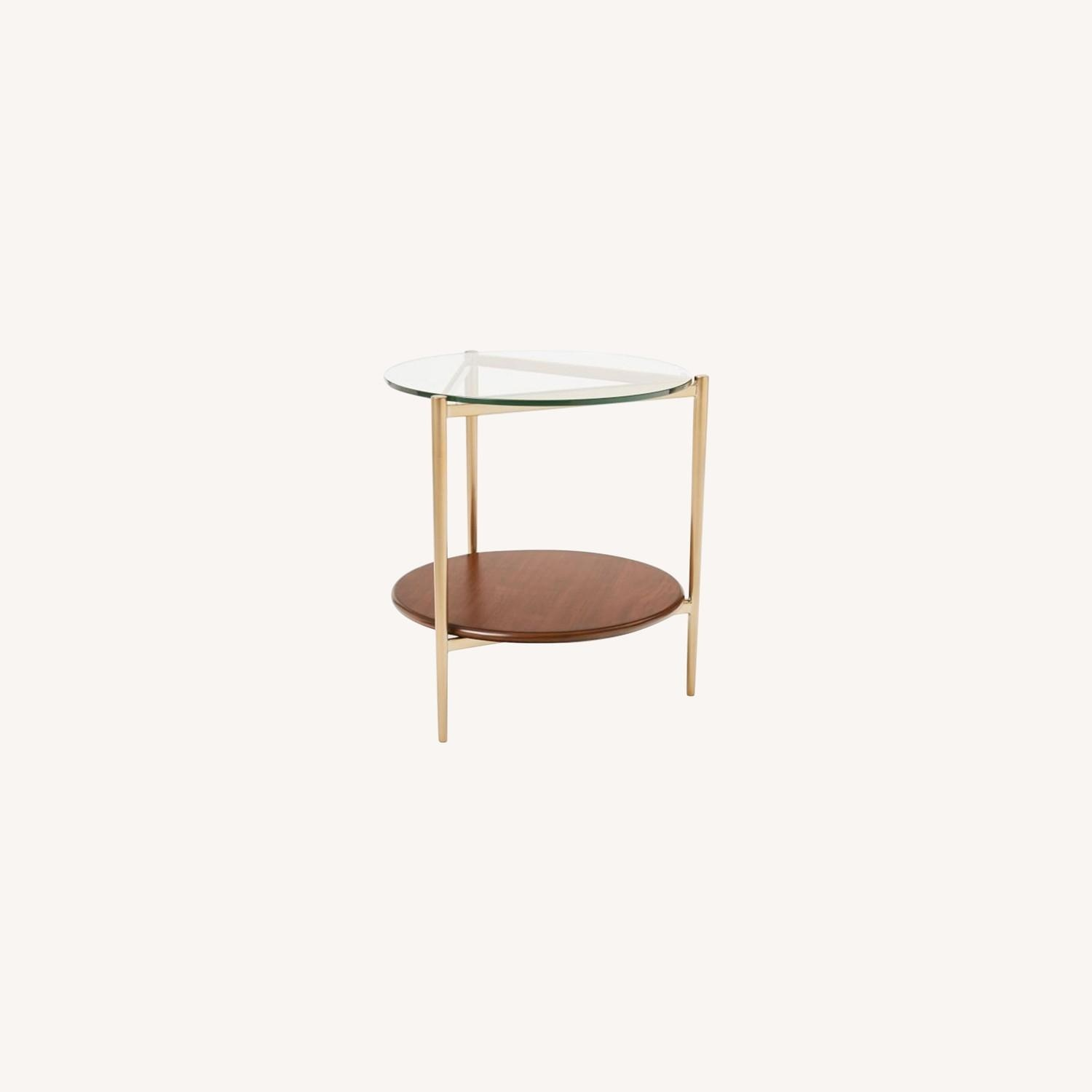 West Elm Mid-Century Art Display Side Table - image-0