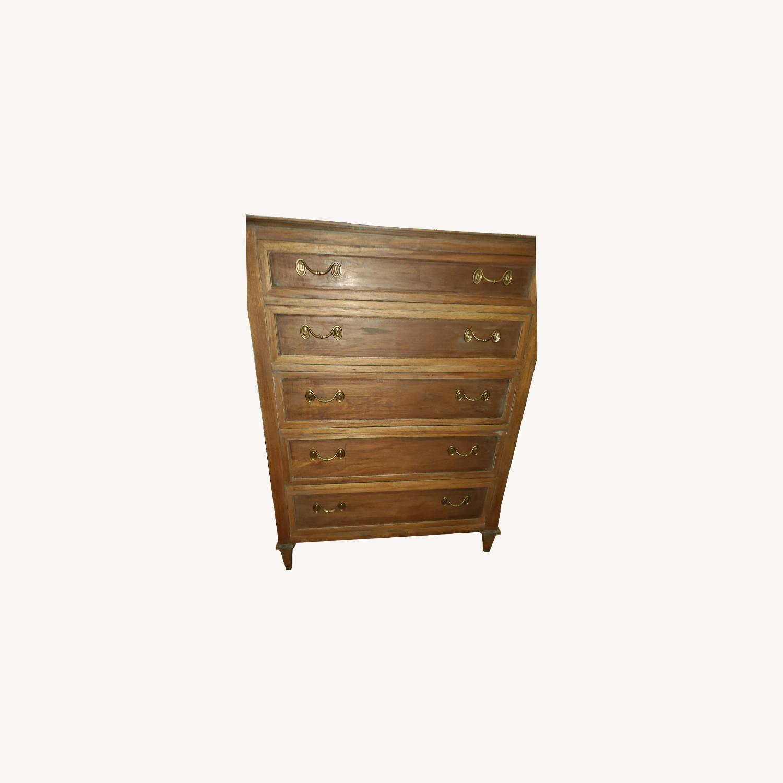 Drexel Europa Vintage Dresser - image-0