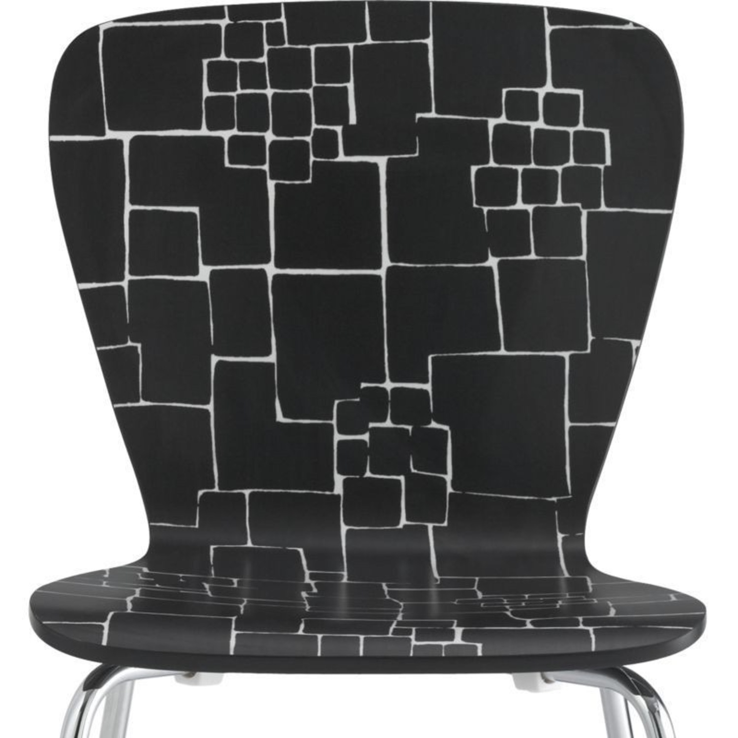 Crate & Barrel Felix Chairs - image-1