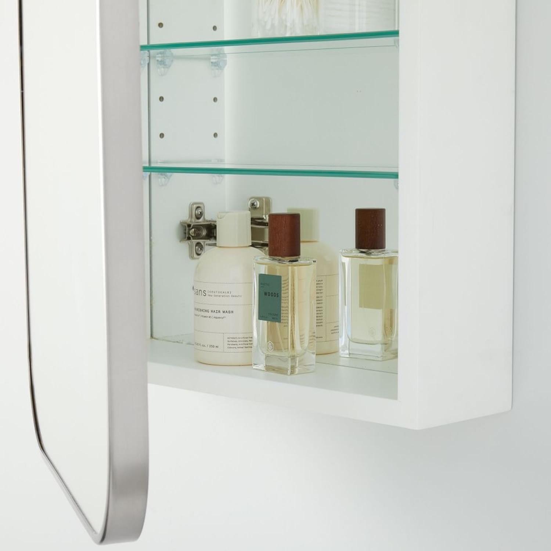 West Elm Seamless Medicine Cabinet - image-3