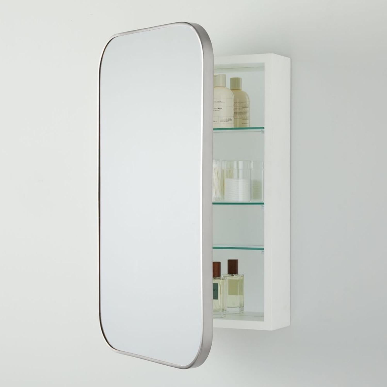 West Elm Seamless Medicine Cabinet - image-2