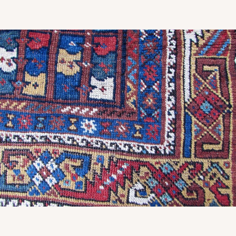 Handmade antique Persian Gashkai rug - image-4