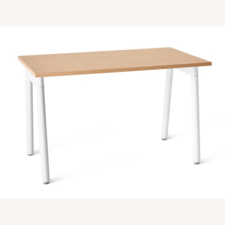 Poppin Series A Single Desk - image-2