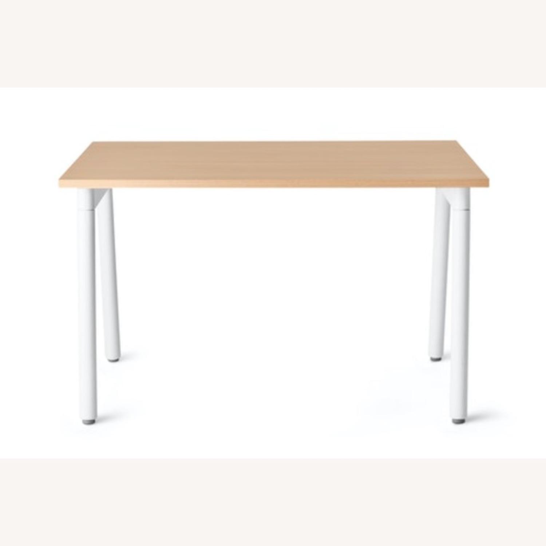 Poppin Series A Single Desk - image-1