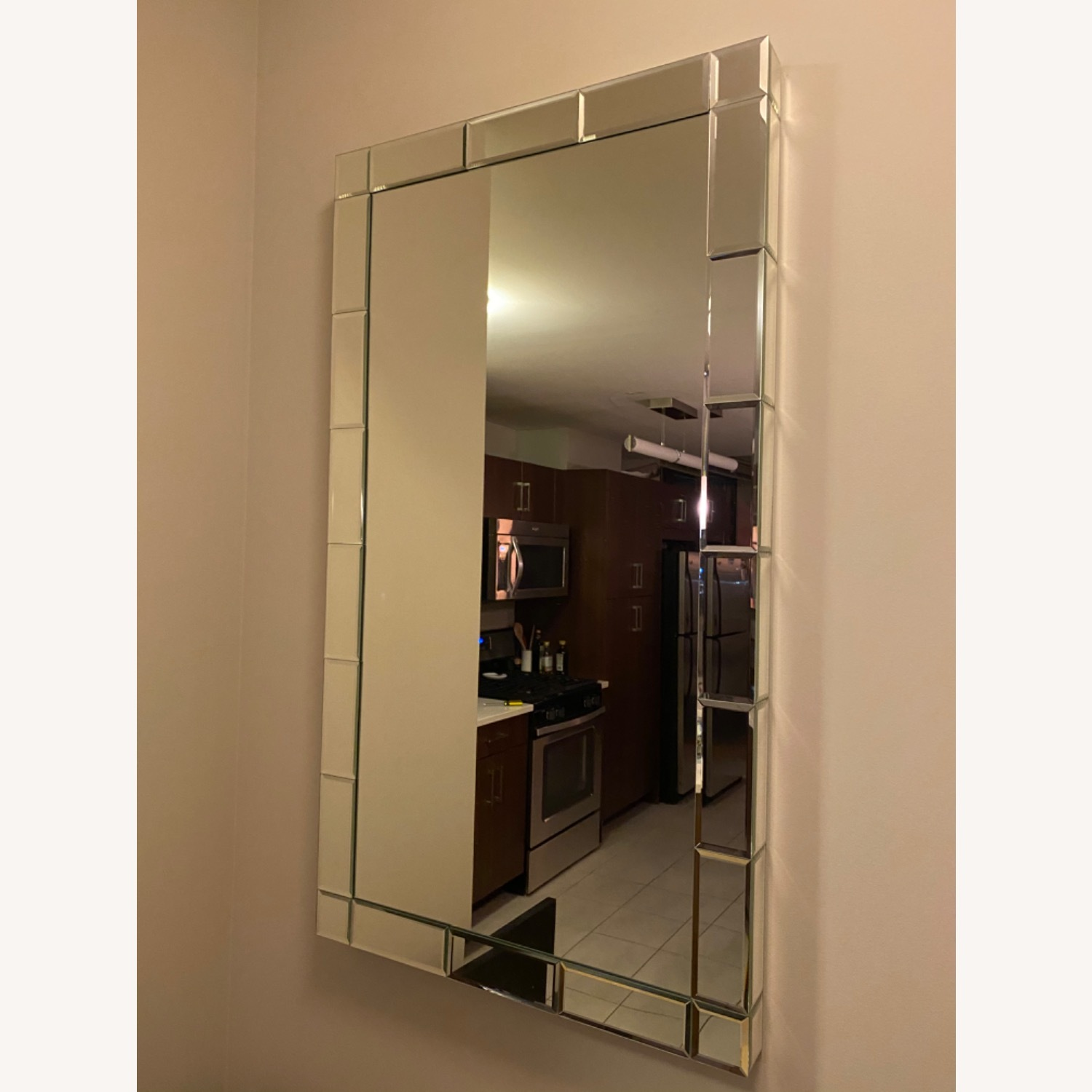 West Elm Wall Mirror - image-1