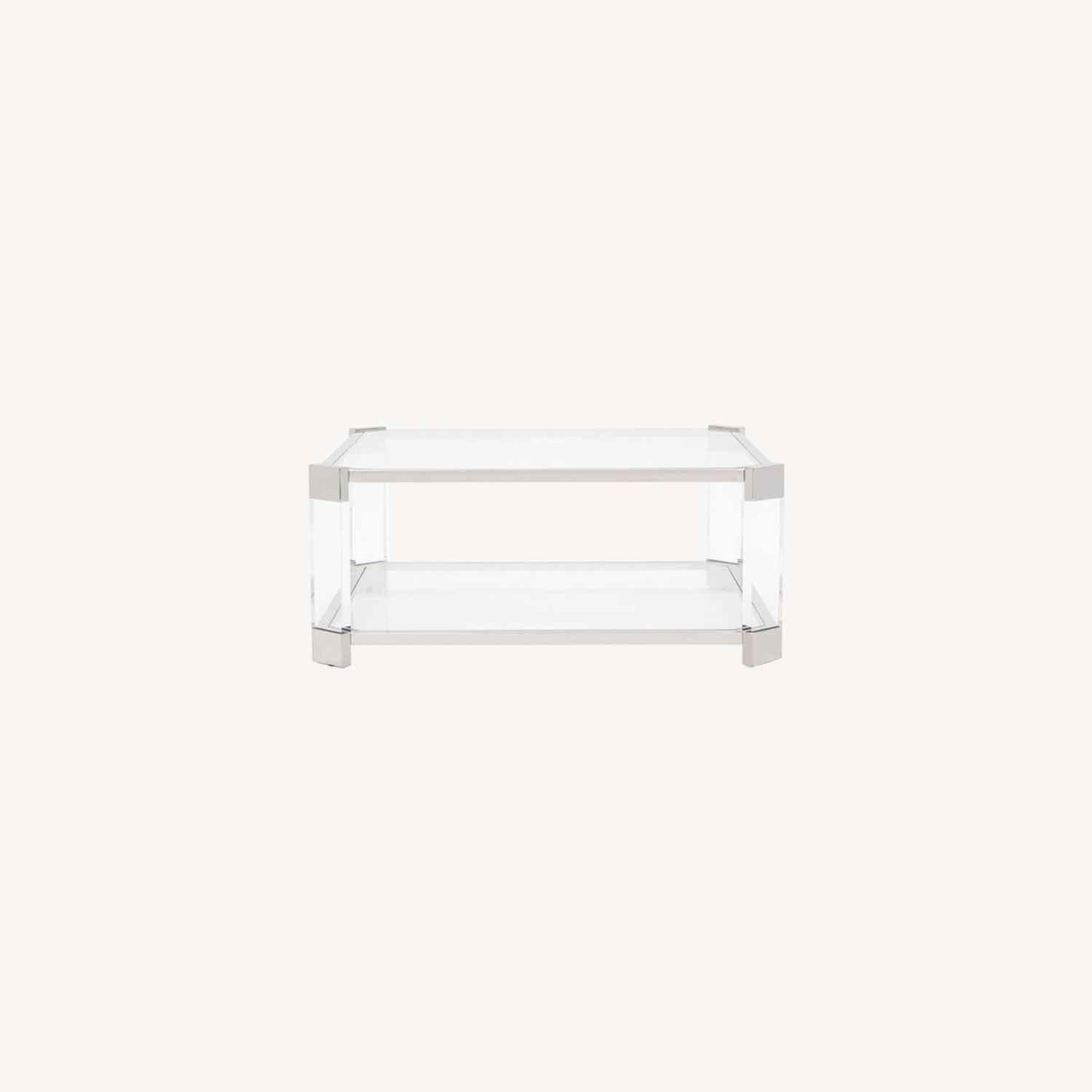 Mitchell Gold + Bob Williams Melrose Square Coffee Table - image-0