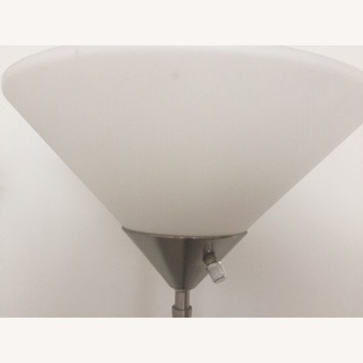Metal Torchiere Lamp - image-3