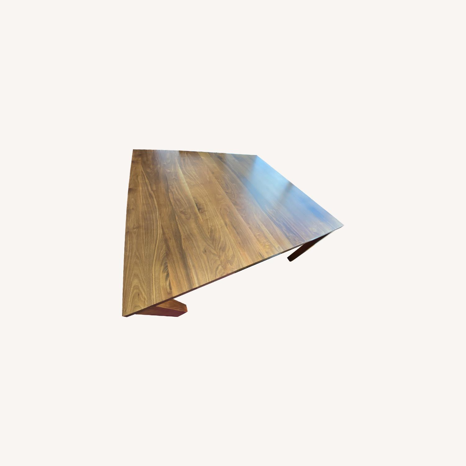 Room & Board Solid Walnut Dining Table - image-0
