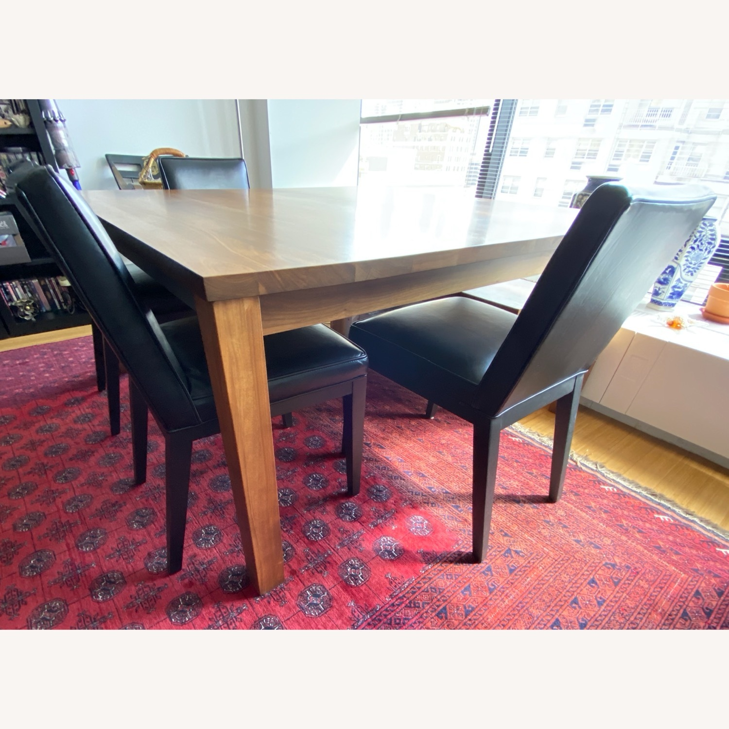 Room & Board Solid Walnut Dining Table - image-3