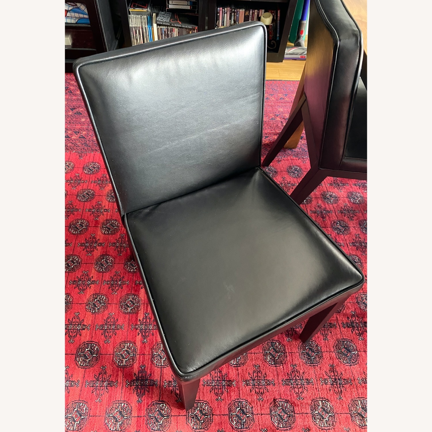 Room & Board Leather Dining Chairs (Set of 4) - image-2