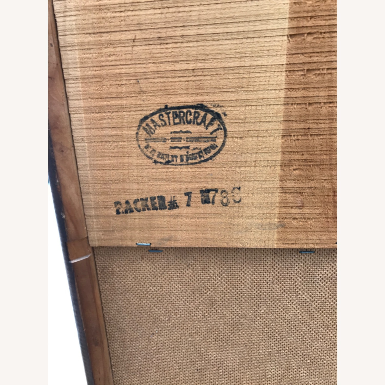 Mastercraft Vintage Pine Corner Cabinet Curio - image-23