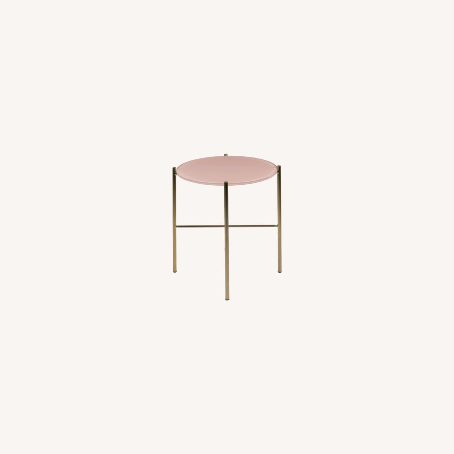 Article Pink Side Table - image-0