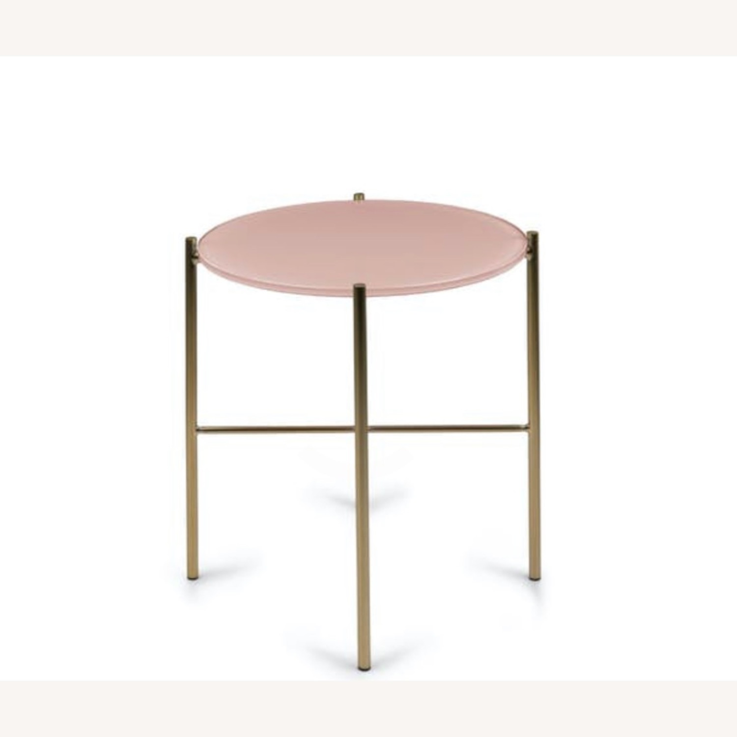 Article Pink Side Table - image-1