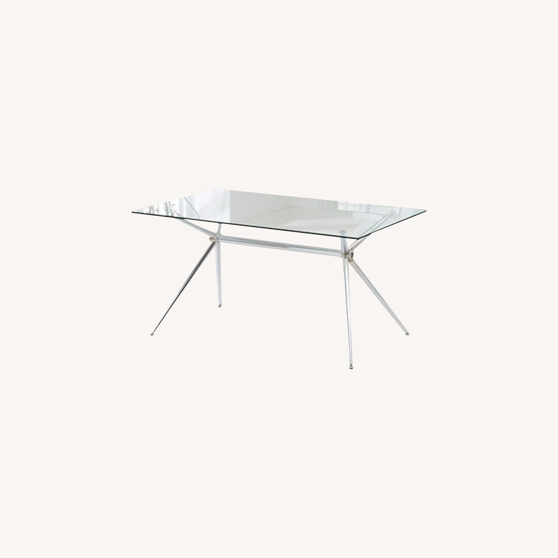 Wayfair Glass Dining Table - image-0
