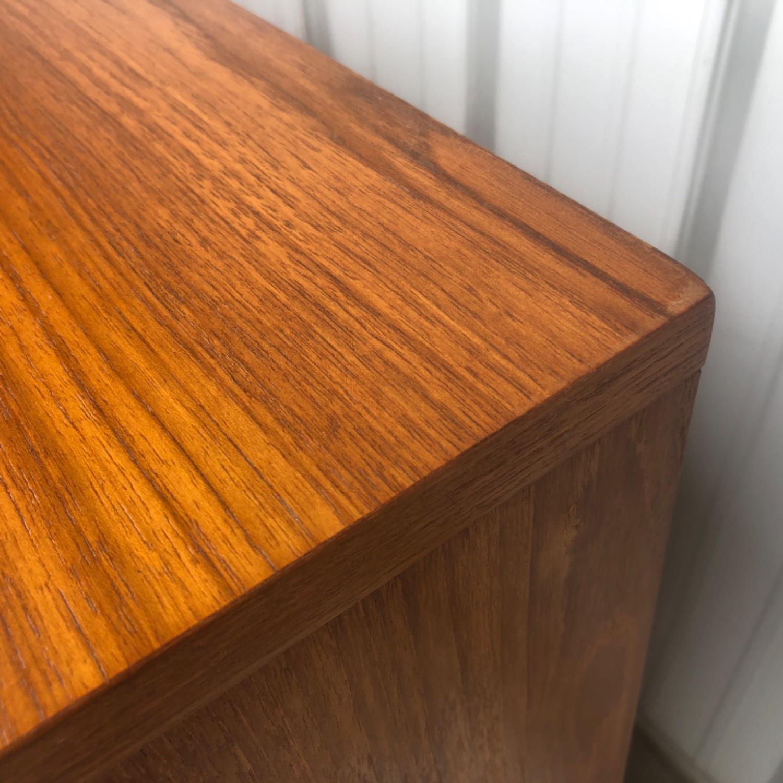 Scandinavian Modern Teak Dresser or Armoire - image-16