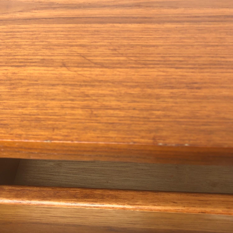 Scandinavian Modern Teak Dresser or Armoire - image-22