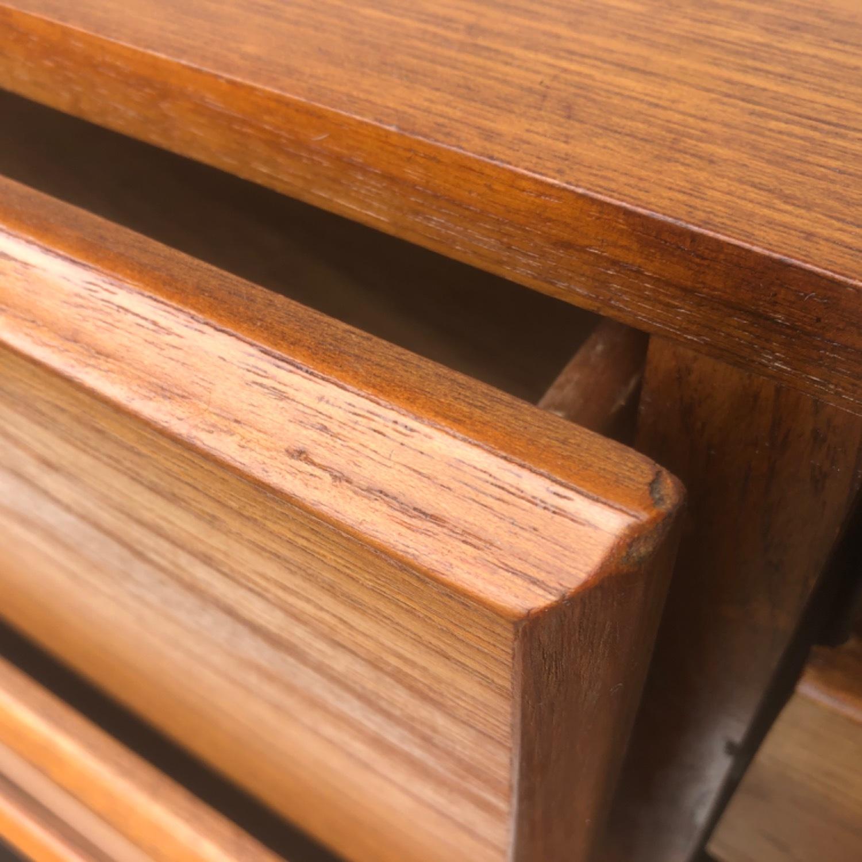 Scandinavian Modern Teak Dresser or Armoire - image-23