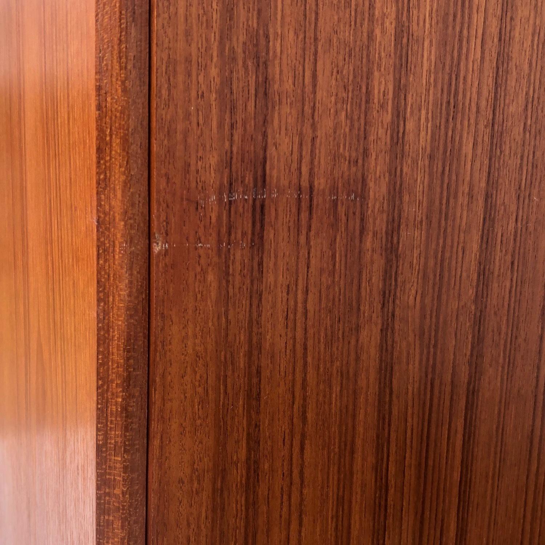 Scandinavian Modern Teak Dresser or Armoire - image-15