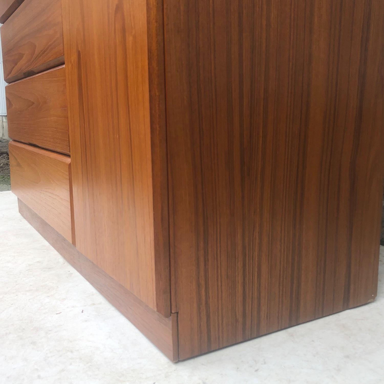Scandinavian Modern Teak Dresser or Armoire - image-14