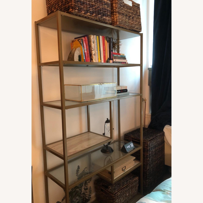 Wayfair Geometric Bookshelf - image-4