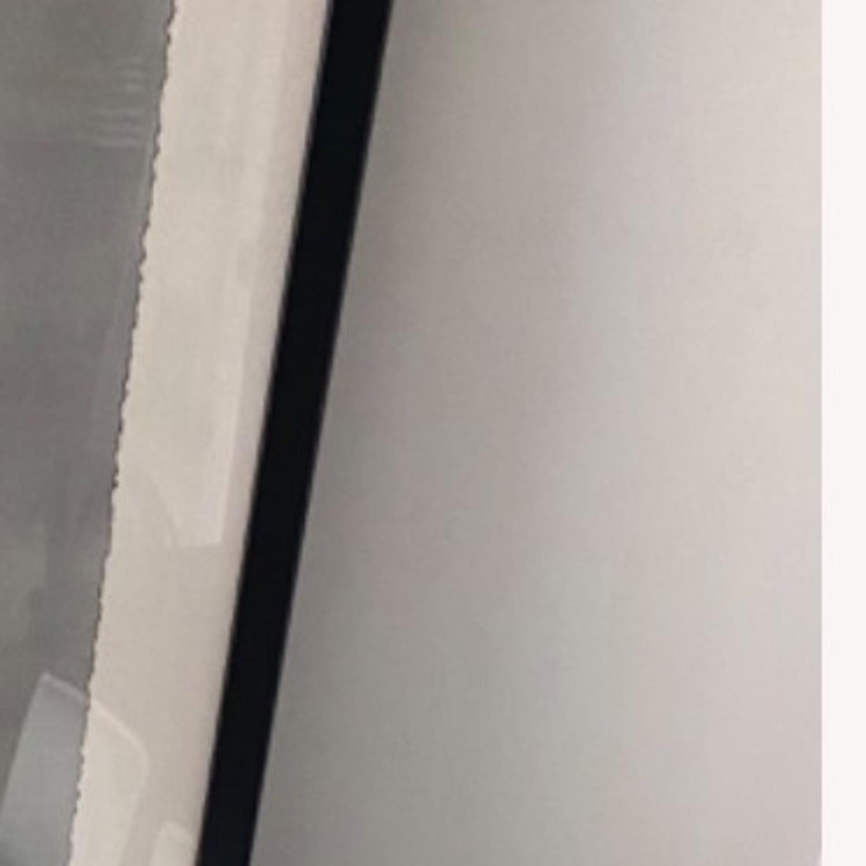 Crate & Barrel Grey Wall Art - image-2