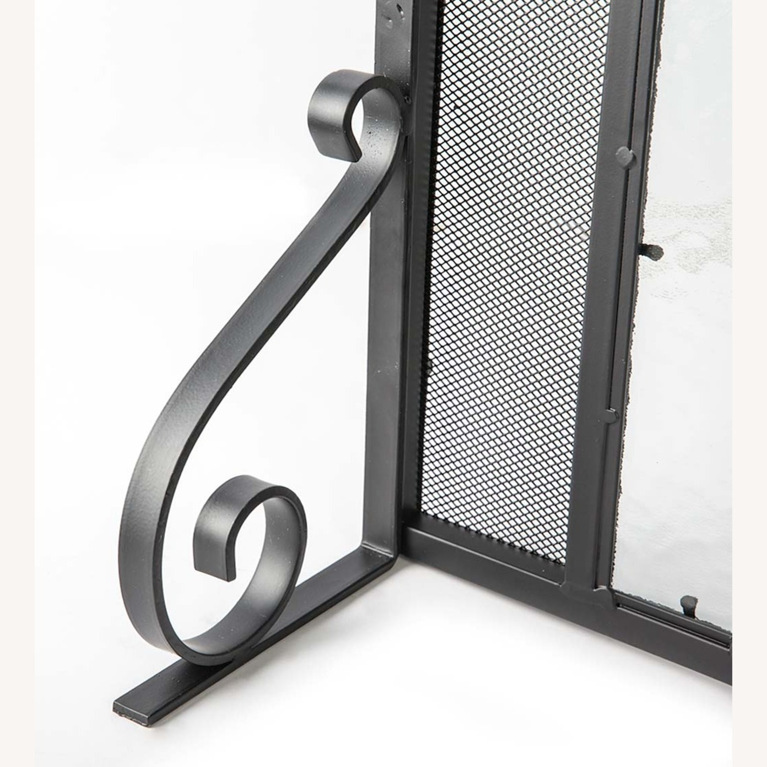 Plow & Hearth Fireplace Screen - image-2