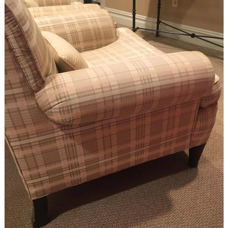 Ralph Lauren x Henredon Upholstered Lounge Chairs - image-10
