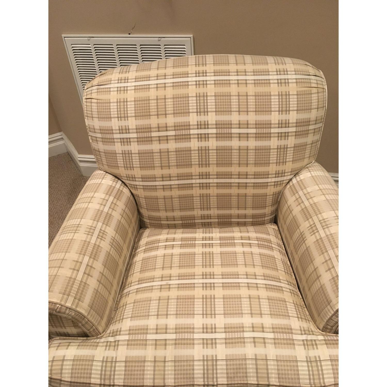 Ralph Lauren x Henredon Upholstered Lounge Chairs - image-6