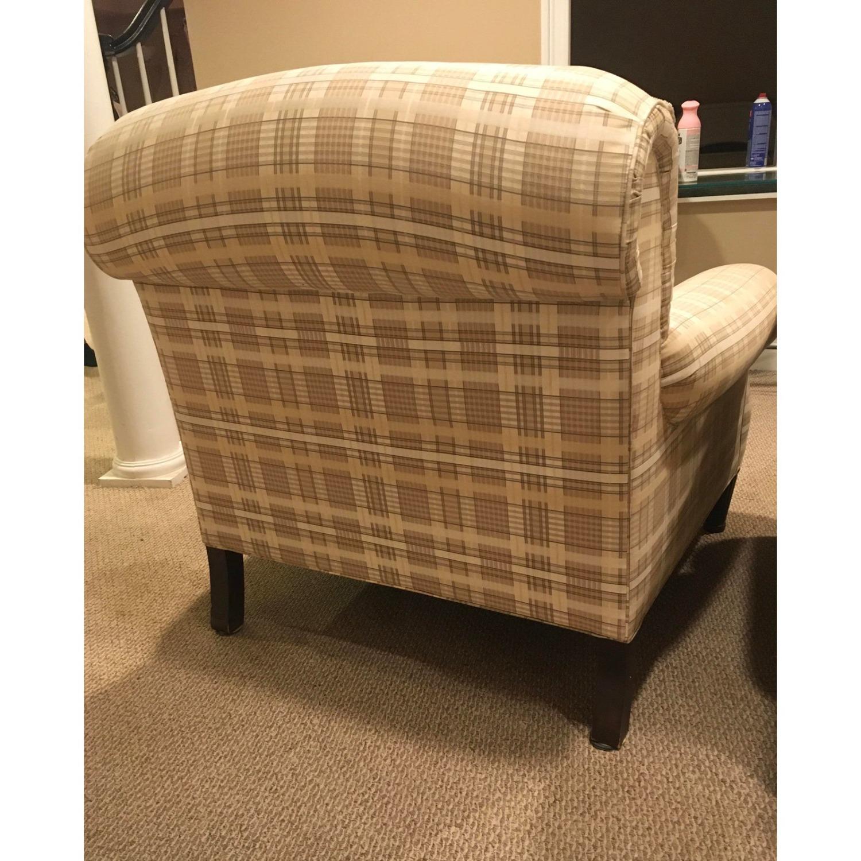 Ralph Lauren x Henredon Upholstered Lounge Chairs - image-4