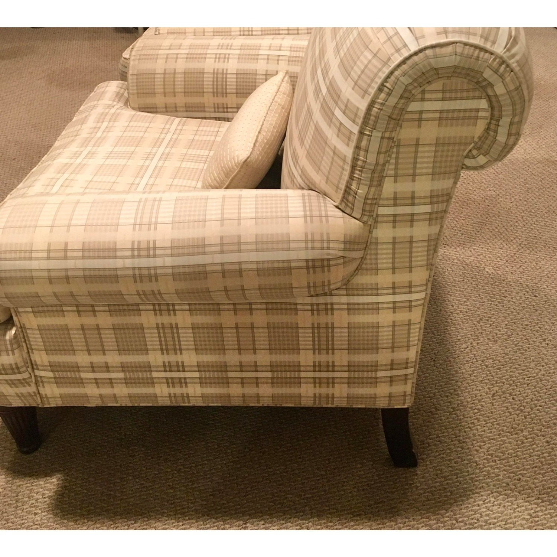 Ralph Lauren x Henredon Upholstered Lounge Chairs - image-1