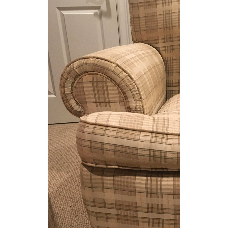 Ralph Lauren x Henredon Upholstered Lounge Chairs - image-2