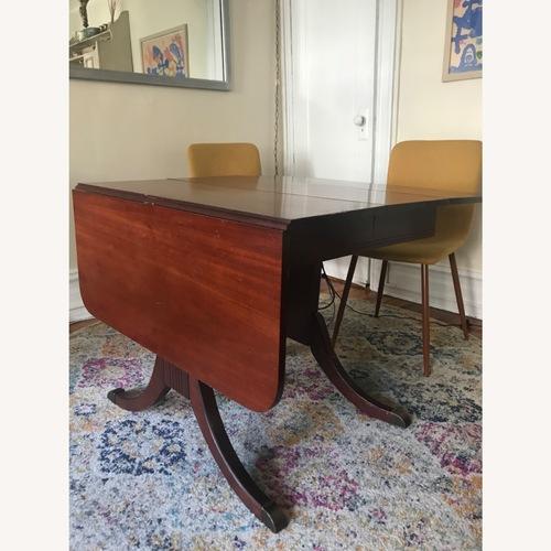Used Lexington Mahogany Drop Leaf Table 1950s for sale on AptDeco