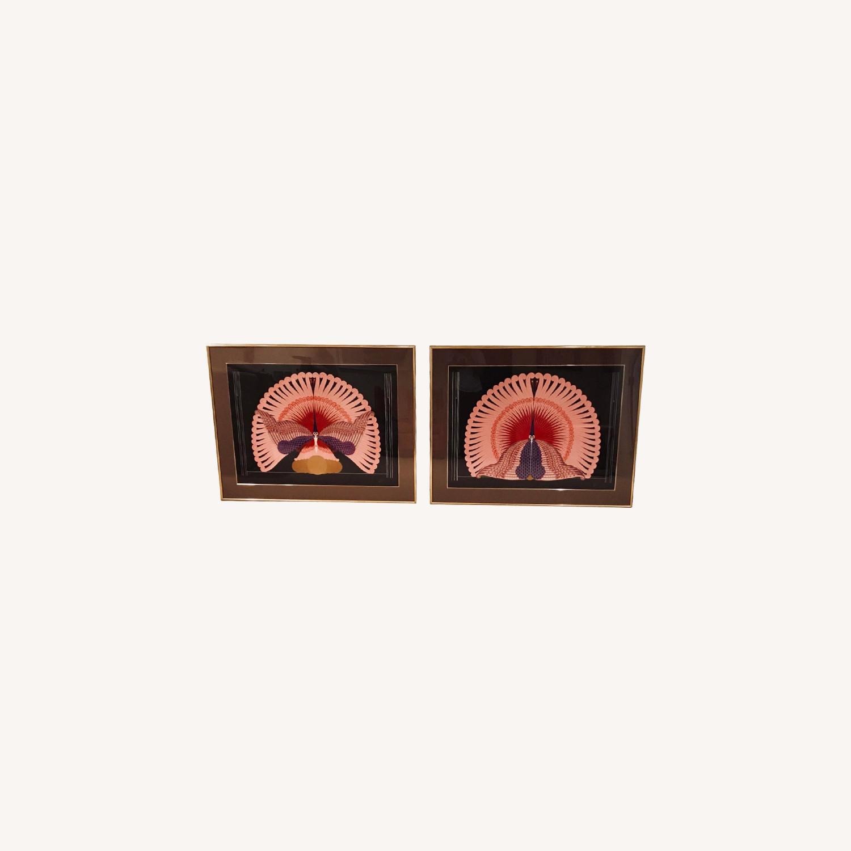 1980s The Phoenix Suite Erte Serigraphs - image-0