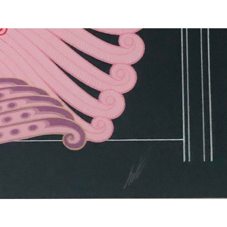 1980s The Phoenix Suite Erte Serigraphs - image-7