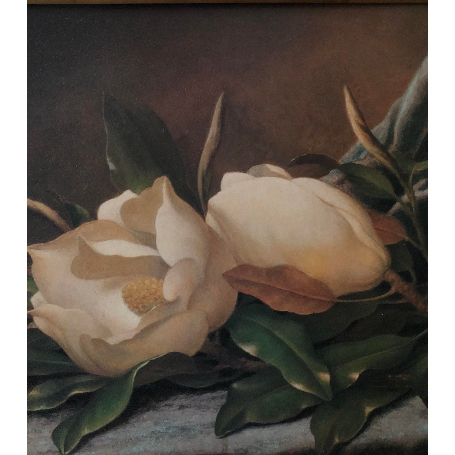 Magnolias Signed Artists 1st Edition Print - image-5