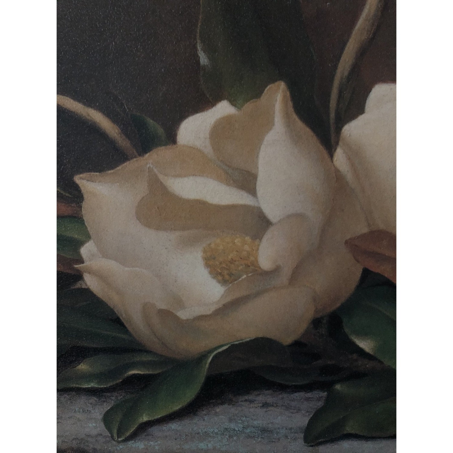 Magnolias Signed Artists 1st Edition Print - image-3