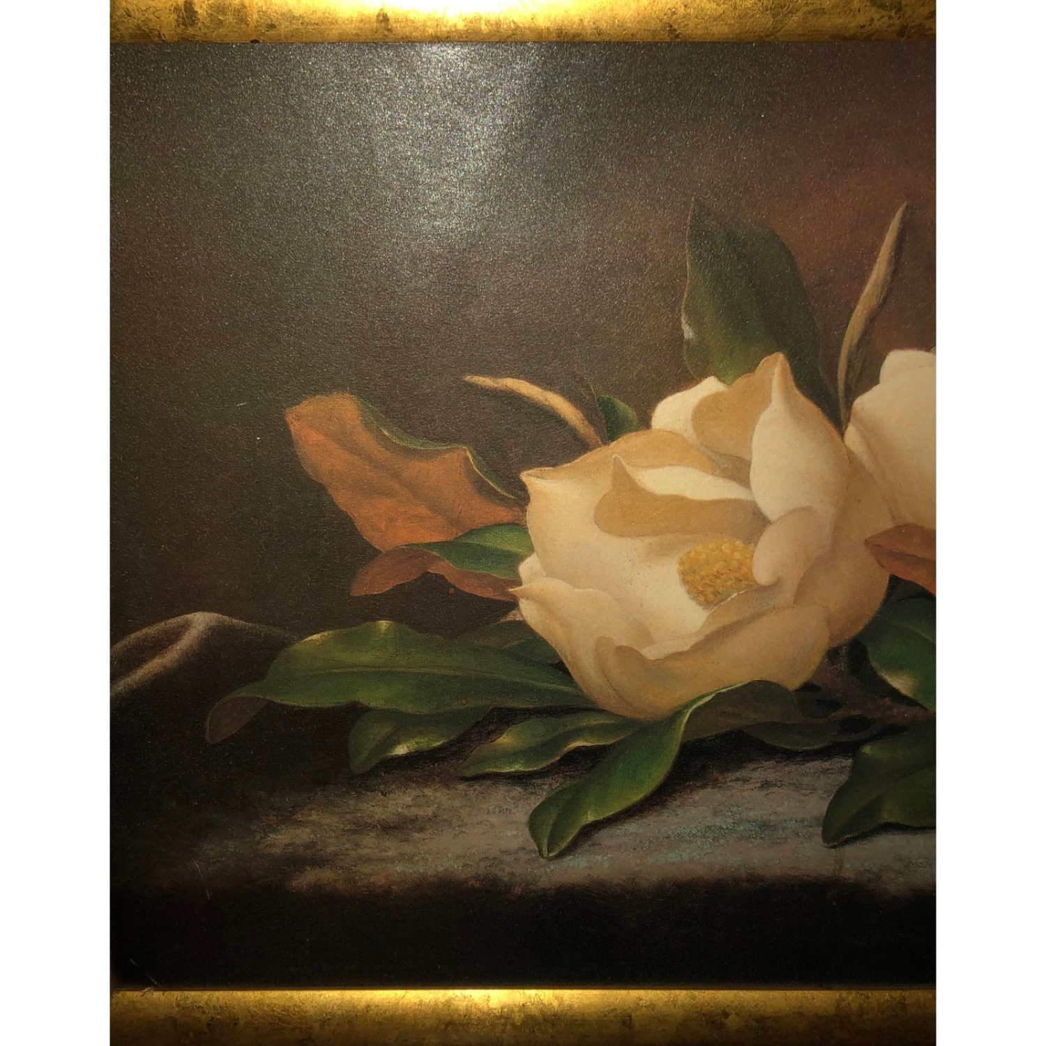 Magnolias Signed Artists 1st Edition Print - image-2