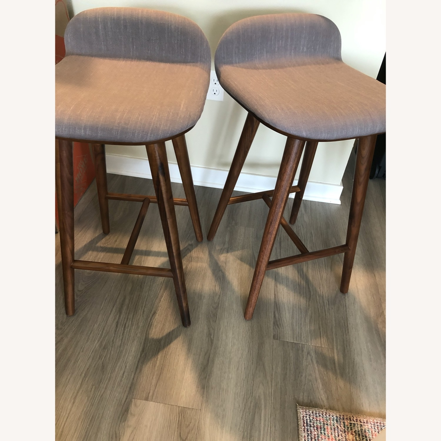 Article Counter Stool Set - image-1