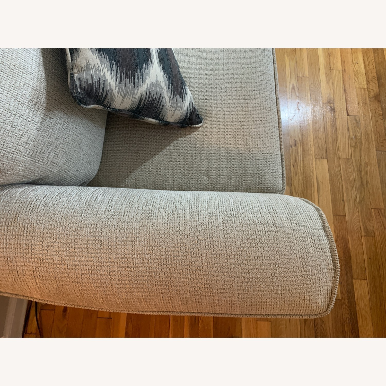 Bob's Discount Adrina Taupe Sofa - image-3